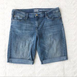 Levi's Strauss Signature Modern Skinny Shorts